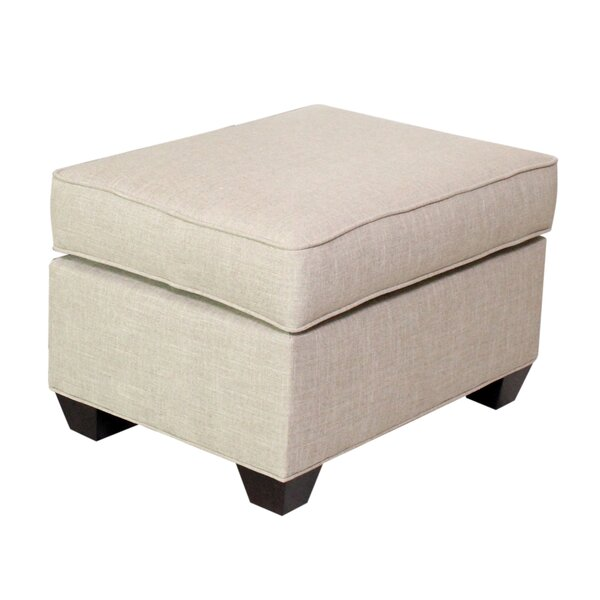 Finn Cocktail Ottoman by Edgecombe Furniture