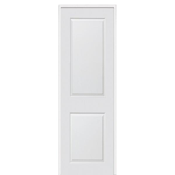 Carrara Primed Single MDF Panelled Prehung Interior Door by Verona Home Design