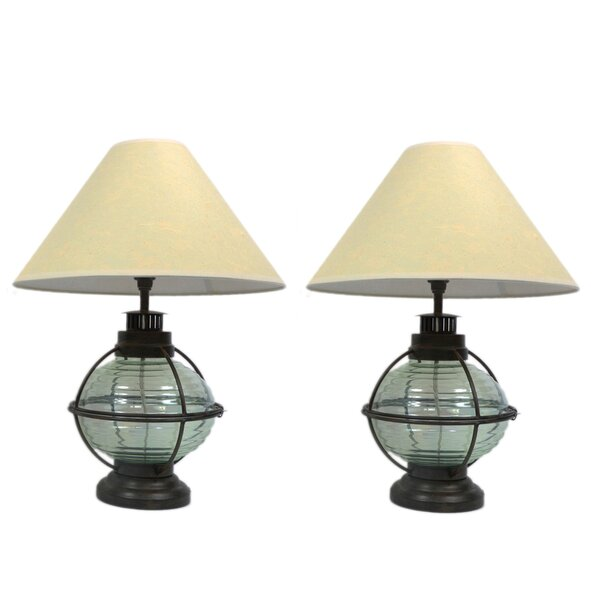 Onion 14.5 Table Lamp (Set of 2) by DEI