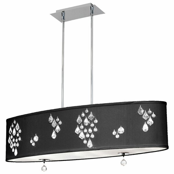Stacie 8-Light Kitchen Island Pendant by House of Hampton