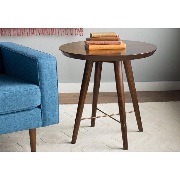 Cushendall End Table by Corrigan Studio