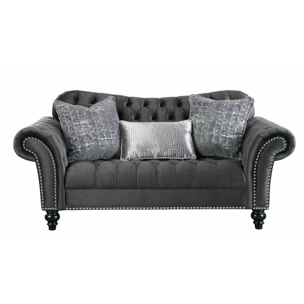 Gladeview Loveseat by Darby Home Co
