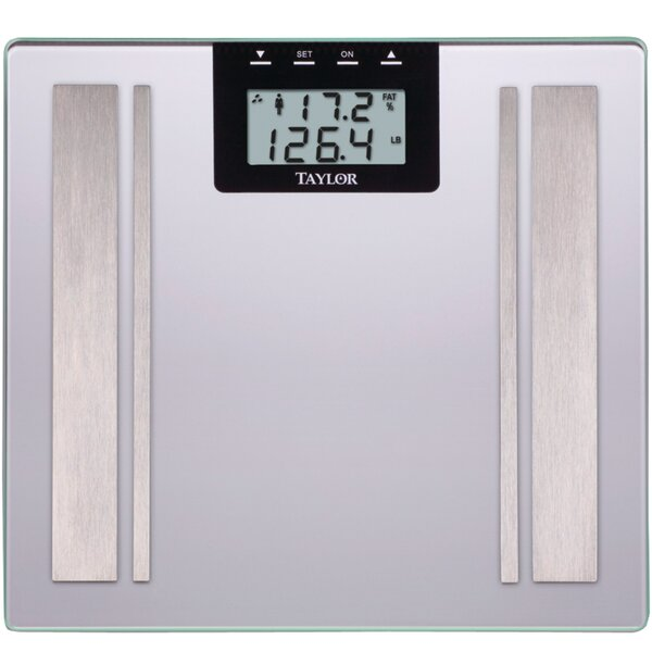 Body Fat Digital Scale by Taylor
