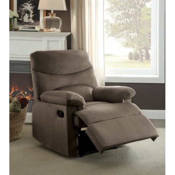 Hailes Woven Manual Recliner By Winston Porter