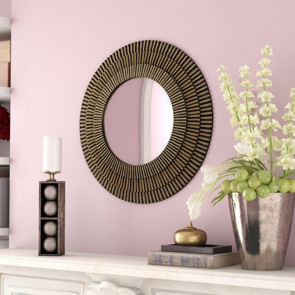 Robey Wall Mirror by Mercer41