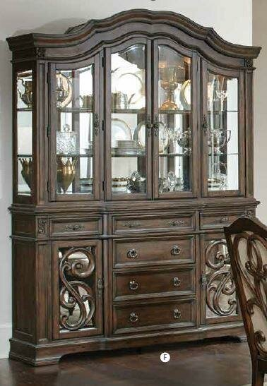 Curt China Cabinet by Fleur De Lis Living