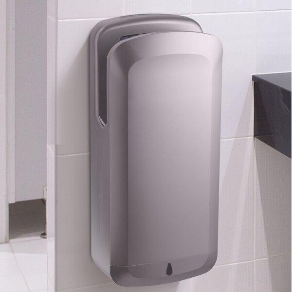 High Speed 220 Volt Hand Dryer in Gray by Alpine Industries