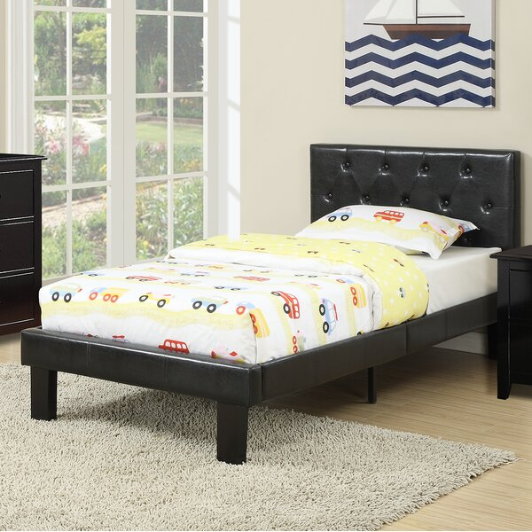 Robbyn Upholstered Platform Bed by House of Hampton