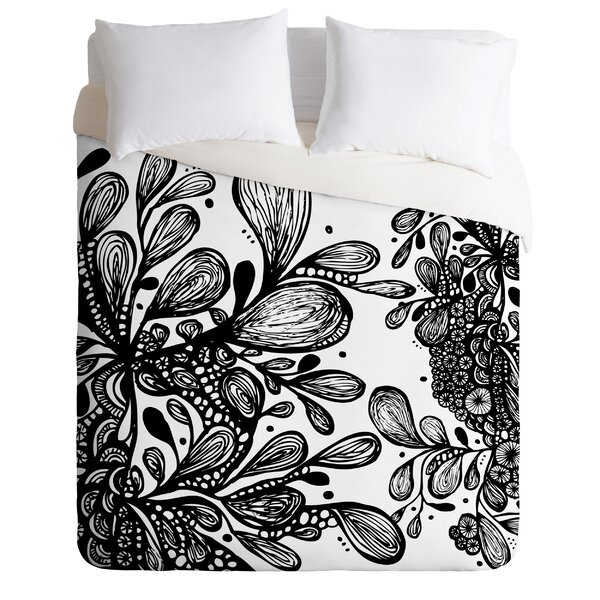 Wild Leaves Duvet Cover Collection