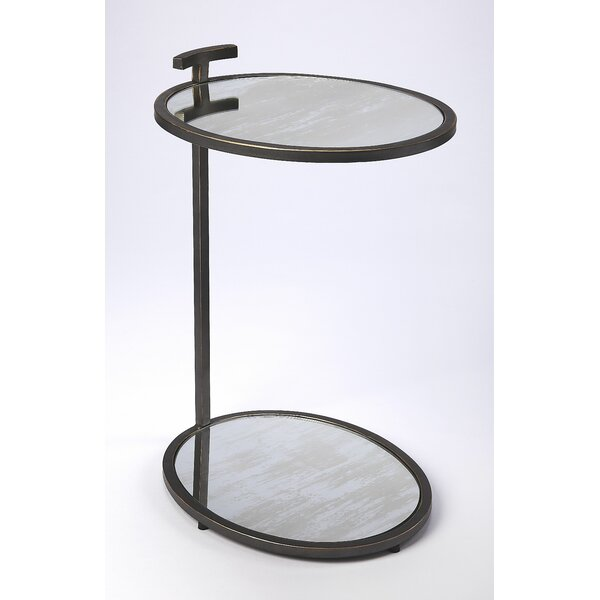 Holladay End Table by Brayden Studio