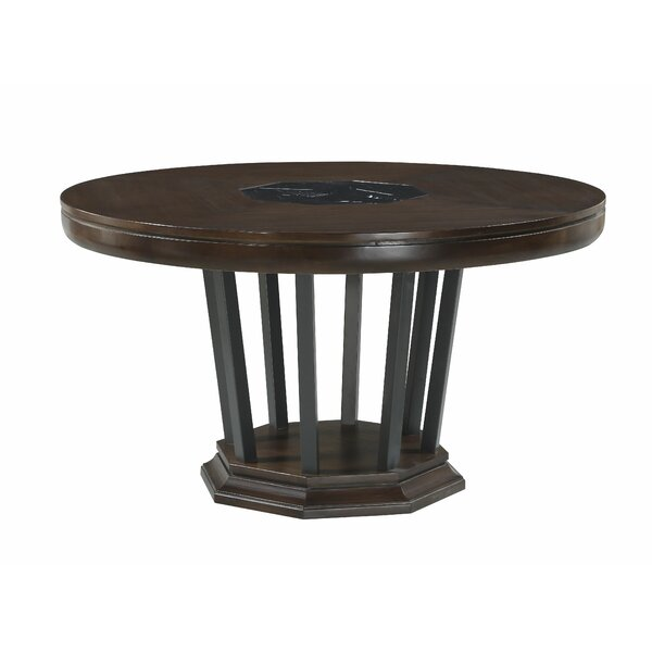Sydne Round Dining Table by Andrew Home Studio