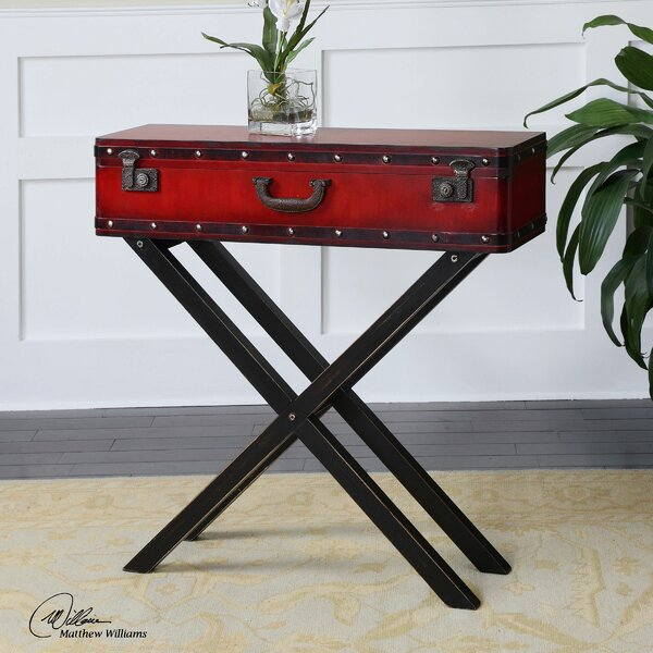 Dee Taggart Coffee table trunks by Williston Forge