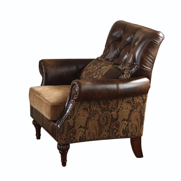 Tinsley Armchair by Fleur De Lis Living