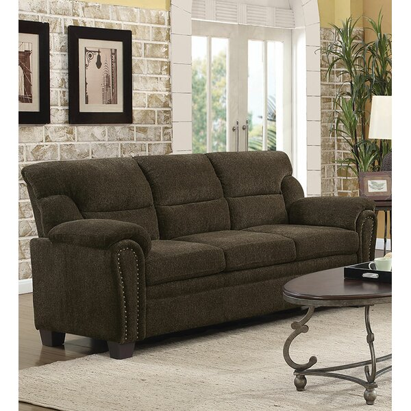 Best Of The Day Beshears Transitional Sofa by Charlton Home by Charlton Home