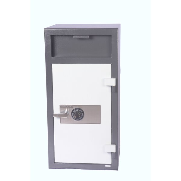 Combination Lock Depository Safe by Hollon Safe