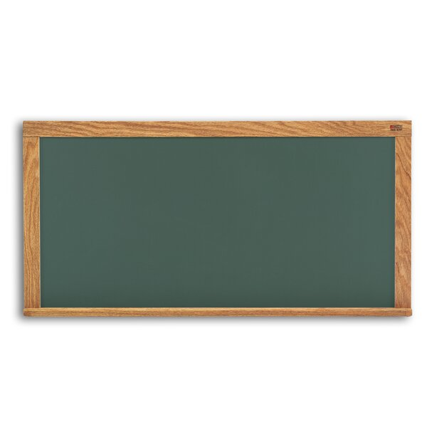 Composition Wall Mounted Chalkboard by Marsh
