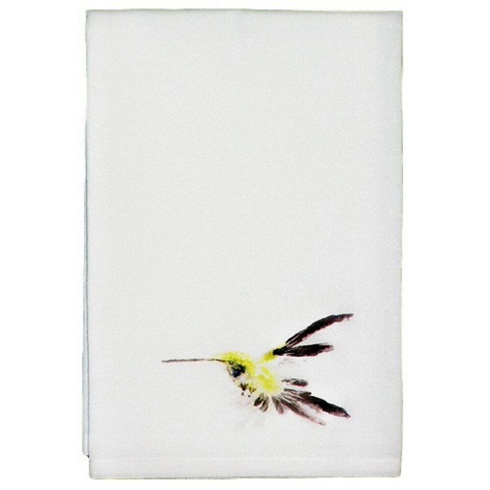 Winston Porter Sinegal Hummingbird Hand Towel Wayfair