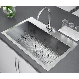 30 Inch Drop In Kitchen Sink | Wayfair