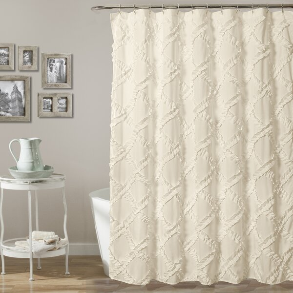 Ornellas Shower Curtain by Lark Manor
