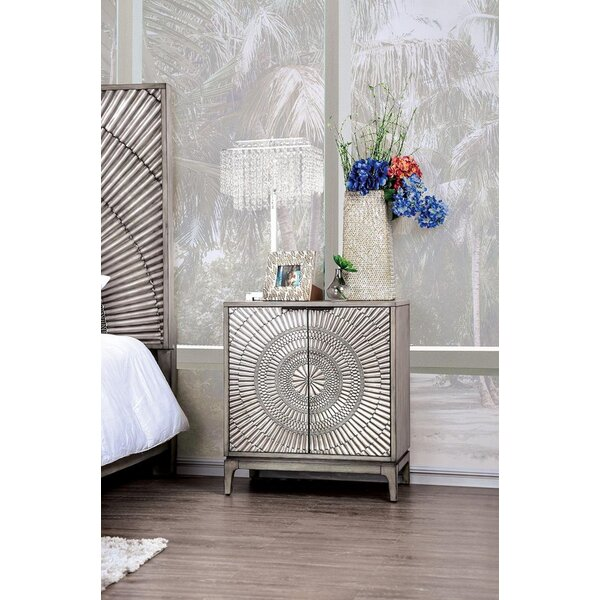 Kamalah Nightstand By Williams Import Co.