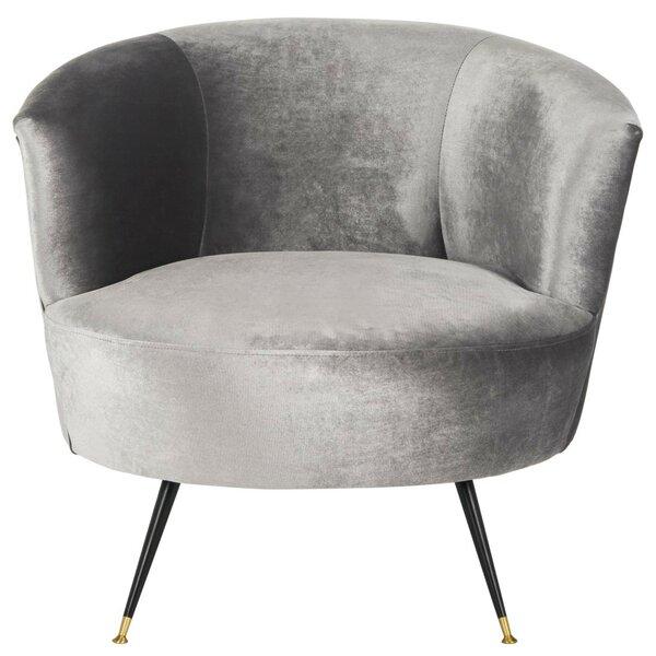 Mullen Barrel Chair by Willa Arlo Interiors Willa Arlo Interiors