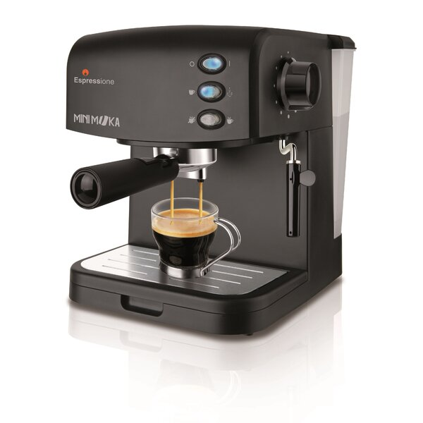 Minimoka Coffee & Espresso Maker by Espressione