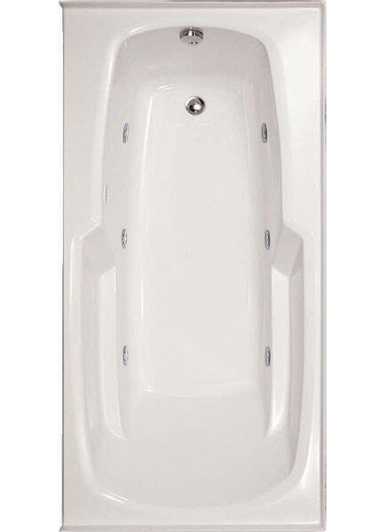 Designer Entre 66 x 32 Soaking Bathtub by Hydro Systems