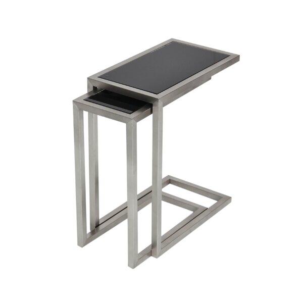 Alfa 2 Piece Nesting Tables (Set Of 2) By SohoConcept
