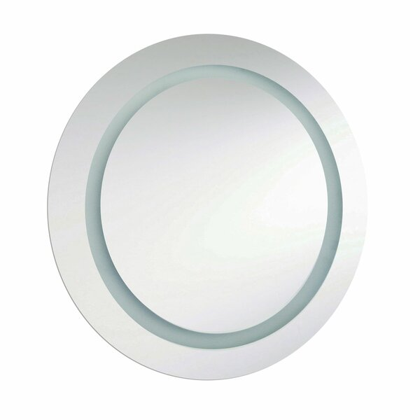 Smetana Illuminated Accent Mirror by Orren Ellis