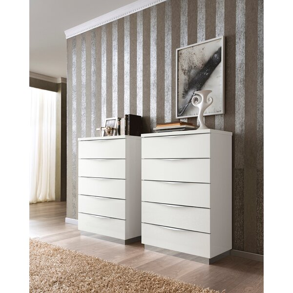 Ardilla 5 Drawer Chest By Orren Ellis