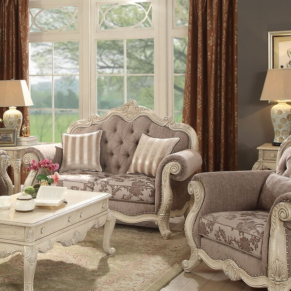 Welling Loveseat By Astoria Grand