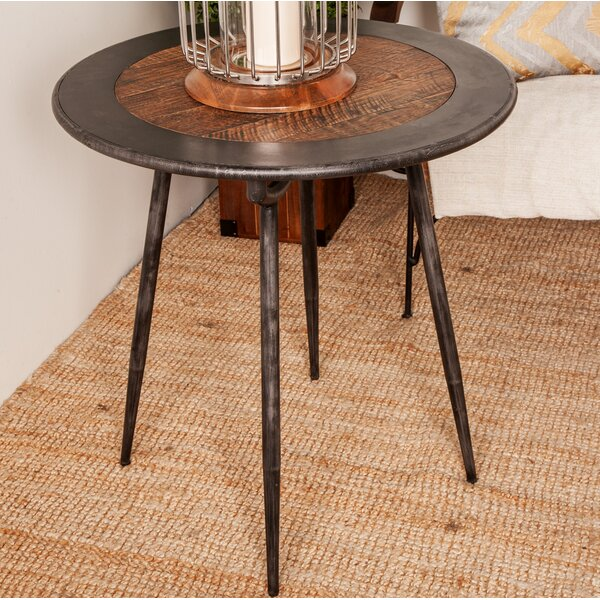 Hainault End Table by Bloomsbury Market