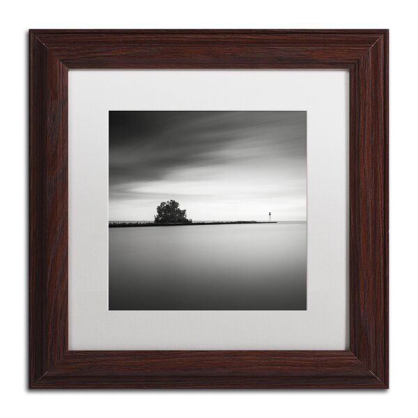 Erieau 2 by Dave MacVicar Framed Photographic Print by Trademark Fine Art