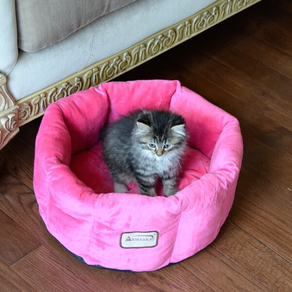 Cat Bed in Pink by Armarkat
