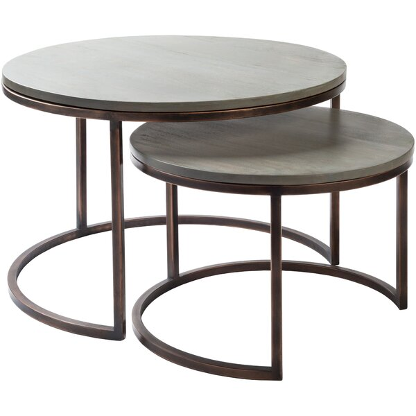 Chevonne 2 Piece Nesting Tables By Foundry Select