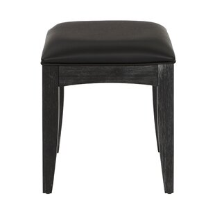 Hayter Vanity Stool By August Grove