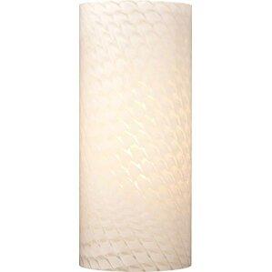 4.75  Glass Drum Wall Sconce Shade  sc 1 st  Wayfair & Wall Sconce Shades Youu0027ll Love   Wayfair azcodes.com