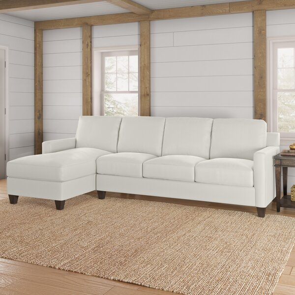 Stark Left Hand Facing Sectional by Modern Rustic Interiors