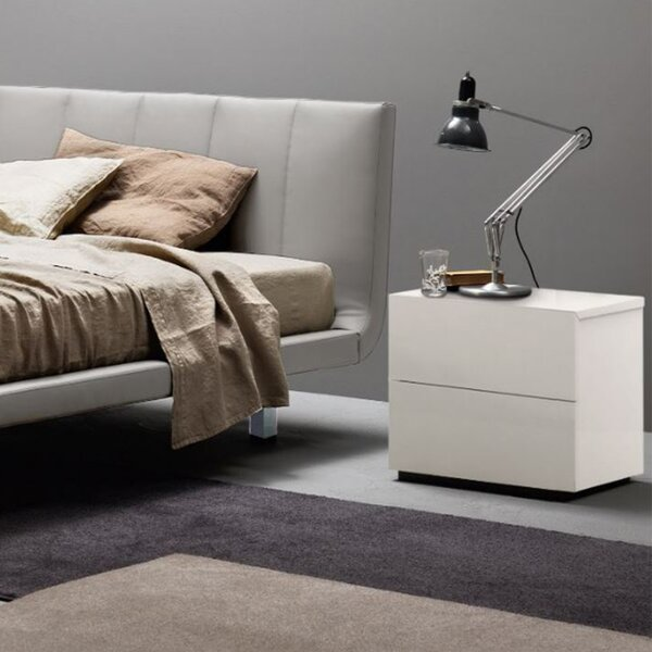 Cap 2 Drawer Nightstand by San Giacomo