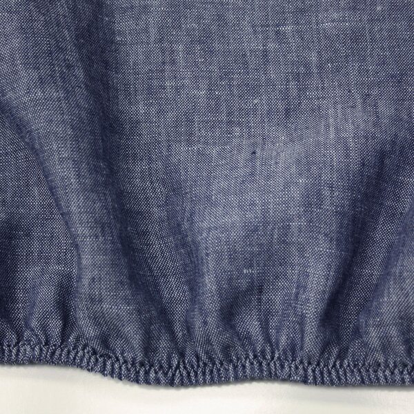 Linen Fitted Sheet by Linoto
