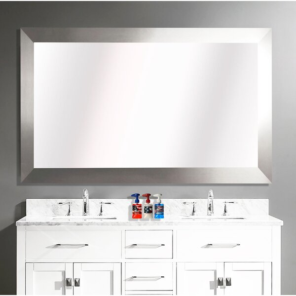 Bathroom/Vanity Wall Mirror by Wade Logan