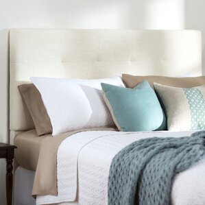 Bulfinch Upholstered Panel Headboard by Andover Mills