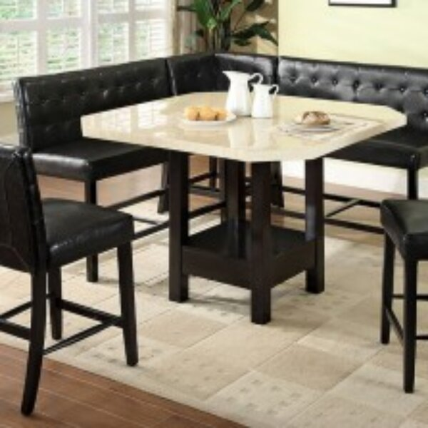 Mariko 6 Piece Dining Set by Red Barrel Studio