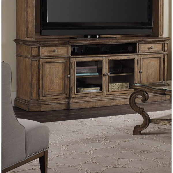 Solana 83 TV Stand by Hooker Furniture