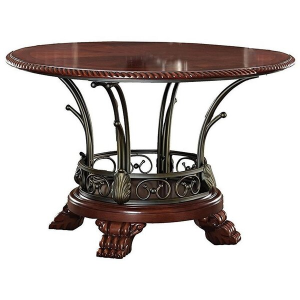 Nalston Dining Table by Fleur De Lis Living