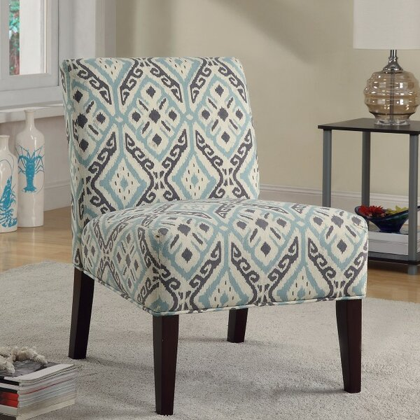 Sachem Elegantly Fashioned Side Chair by Bungalow Rose