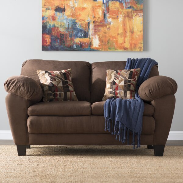 Curren Loveseat by Three Posts