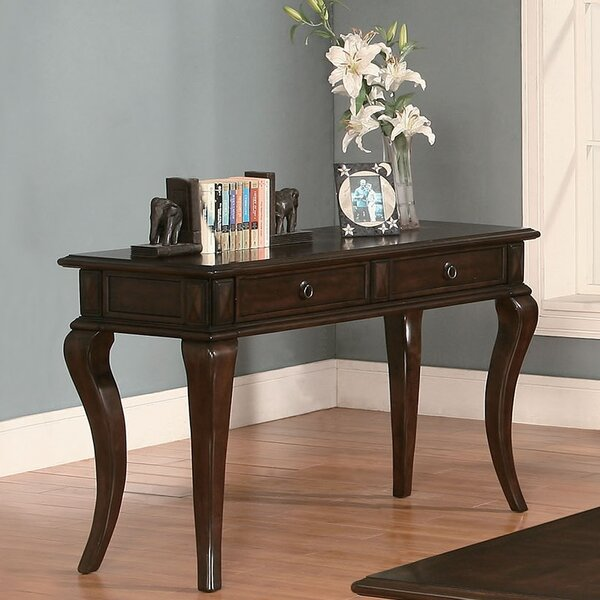 A&J Homes Studio Brown Console Tables