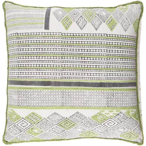 Aurelio Cotton Pillow Cover by Bloomsbury Market