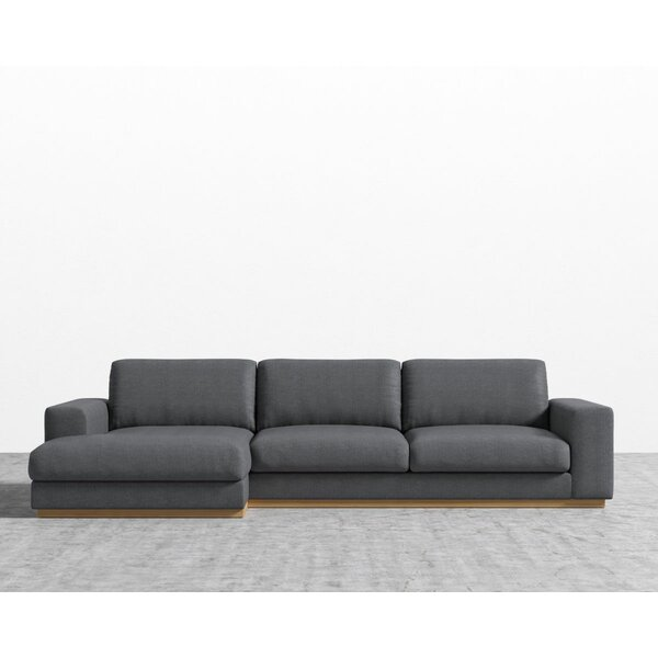 Fresh Kyle Sectional by Everly Quinn by Everly Quinn